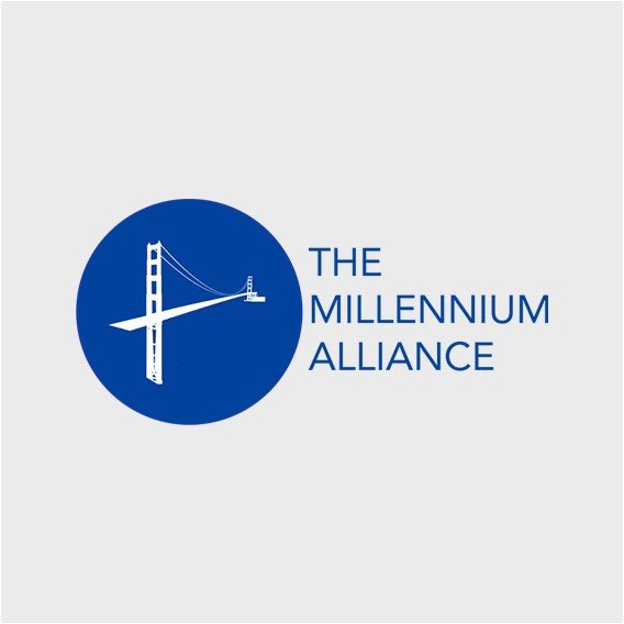 The Millennium Alliance logo